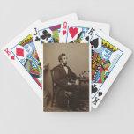Abraham Lincoln Baraja De Cartas