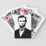 Abraham Lincoln Barajas De Cartas