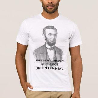 Abraham Lincoln Bicentennial Commemorative T-Shirt