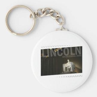 Abraham Lincoln bicentennial Keychain