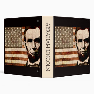 Abraham Lincoln Binders