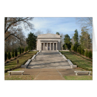 Abraham Lincoln Birthplace Memorial Blank Card