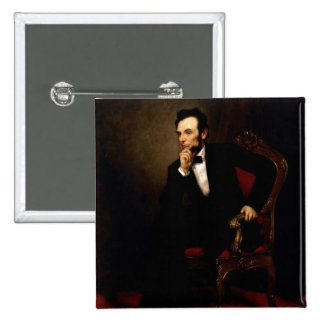 Abraham Lincoln Buttons