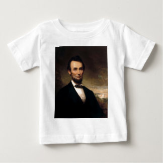 Abraham Lincoln by George H Story Baby T-Shirt