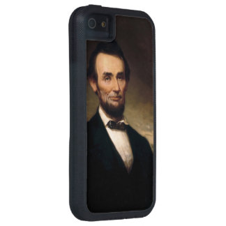 Abraham Lincoln by George H Story iPhone 5 Covers