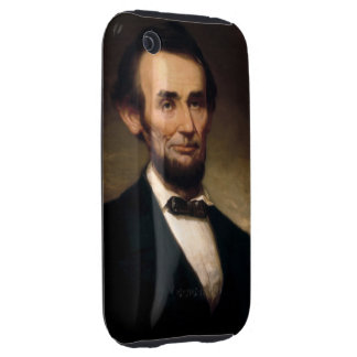 Abraham Lincoln by George H Story iPhone 3 Tough Case