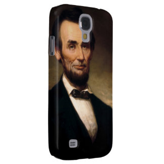 Abraham Lincoln by George H Story Galaxy S4 Cases