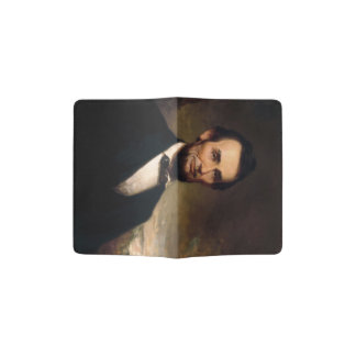 Abraham Lincoln by George H Story Passport Holder