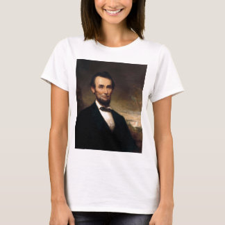 Abraham Lincoln by George H Story T-Shirt