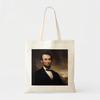 Abraham Lincoln by George H Story Tote Bag