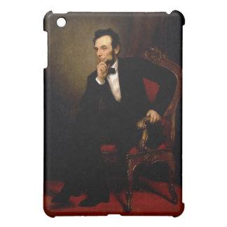 Abraham Lincoln by George Peter Alexander Healy iPad Mini Cover