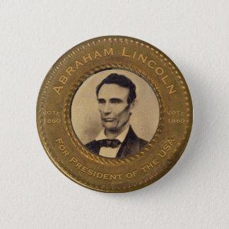 Abraham Lincoln Campaign Button