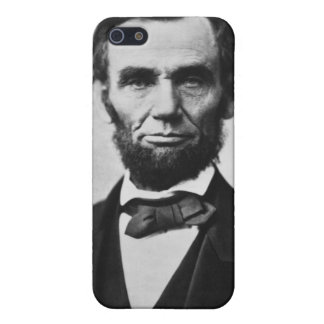 ABRAHAM LINCOLN CASE FOR iPhone SE/5/5s