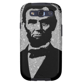 Abraham Lincoln Cell Phone/Electronics Case Galaxy S3 Cases