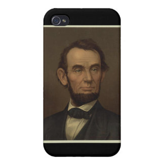 Abraham Lincoln  Covers For iPhone 4