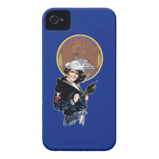 Abraham Lincoln CVN-72 Id Iphone 4 Cover