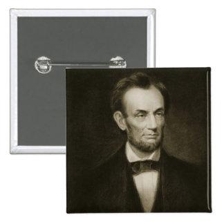 Abraham Lincoln, décimosexto presidente del Stat u Pin Cuadrado
