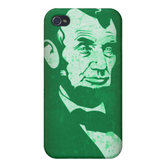 Abraham Lincoln Design IPhone Case Case For iPhone 4