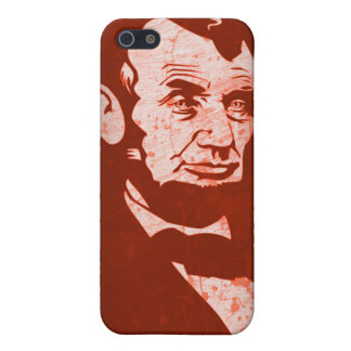Abraham Lincoln Design IPhone Case Covers For iPhone 5