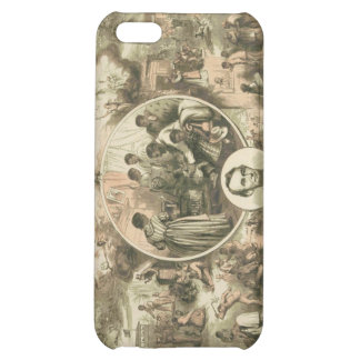 Abraham Lincoln Emancipation Proclamation Collage iPhone 5C Case