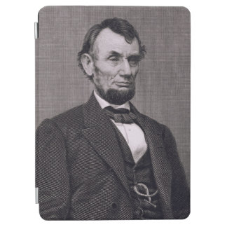 Abraham Lincoln, engraved from a photograph by Wil iPad Air Cover