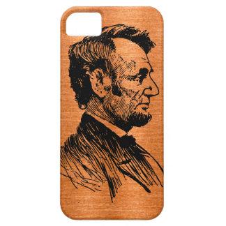 Abraham Lincoln iPhone 5 Case-Mate Cárcasa