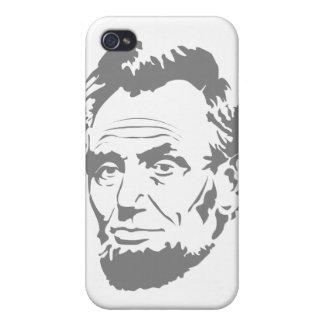 Abraham Lincoln iPhone 4 Coberturas