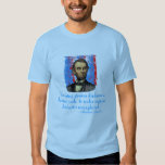 Abraham Lincoln Genius Quote T Shirt