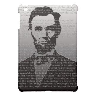 Abraham Lincoln Gettysburg Address iPad Mini Covers
