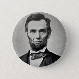Abraham Lincoln Gettysburg Portrait Button
