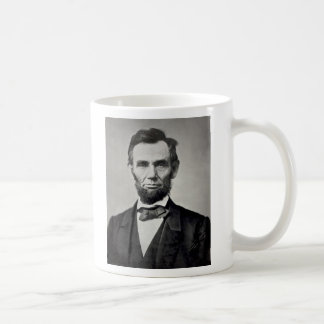 Abraham Lincoln Gettysburg Portrait Coffee Mug