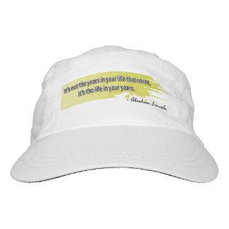 Abraham Lincoln Headsweats Hat