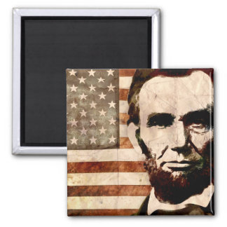 Abraham Lincoln Imán De Nevera