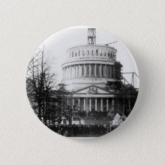 Abraham Lincoln, Inaugural Address, March 4, 1861 Button