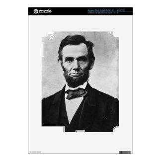 Abraham Lincoln iPad 3 Pegatina Skin