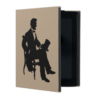 Abraham Lincoln iPad Folio Case