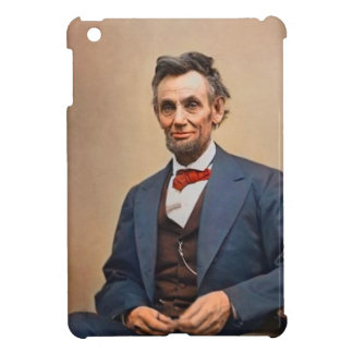 Abraham Lincoln iPad Mini Cover