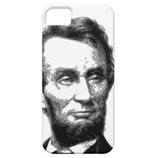 Abraham Lincoln iPhone 5 Fundas