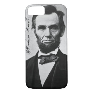 Abraham Lincoln iPhone 7 case