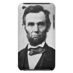 Abraham Lincoln iPhone Case iPod Touch Cases