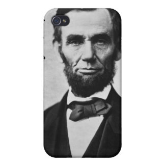 Abraham Lincoln iPhone Cover iPhone 4/4S Covers