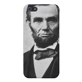 Abraham Lincoln iPhone Cover iPhone 5 Cover
