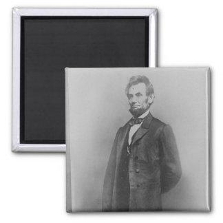 Abraham Lincoln, January 1864 Magnet