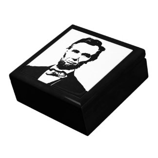 Abraham Lincoln Jewelry Box