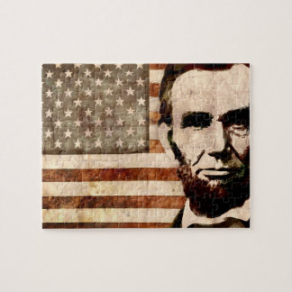 Abraham Lincoln Jigsaw Puzzle