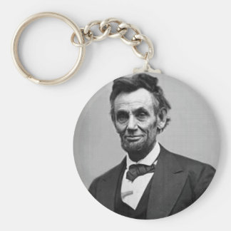 Abraham Lincoln Key Chain