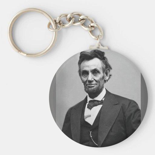 Abraham Lincoln Keychains