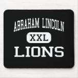 Abraham Lincoln - leones - alto - San Jose Tapetes De Ratón
