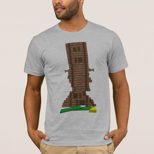 Abraham lincoln logs t shirt zazzle for T shirt printing lincoln