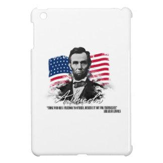 Abraham Lincoln los que niegan el caso del iPad de iPad Mini Fundas
